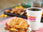 Sweet Black Pepper Bacon Breakfast Sandwich