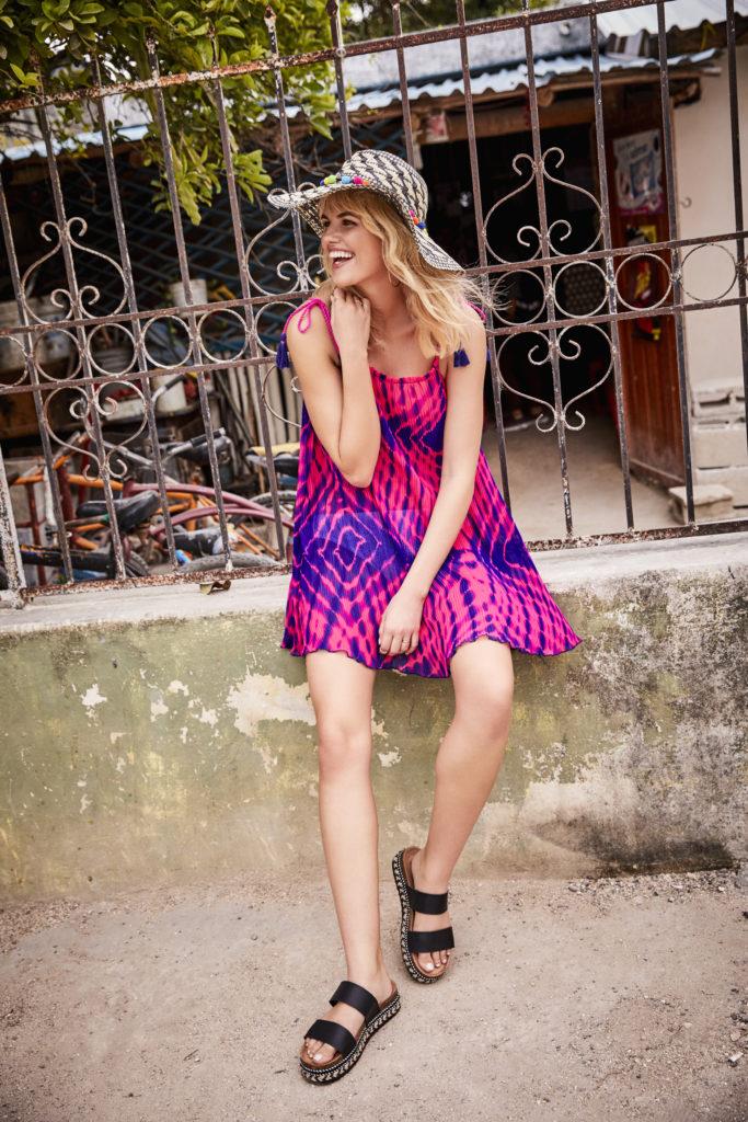 26. Primark Hat €5 $6 Dress €7 $8 Sandals €16 $18